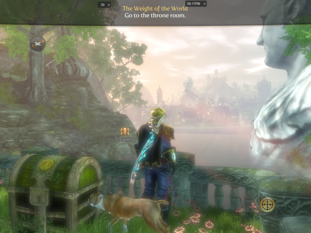 Fable III awesome view