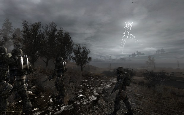 Misery 2.0 Mod for STALKER Call of Pripyat