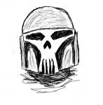 Mando Skull Helmet Concept
