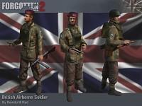 FH2 British Airborne Renders