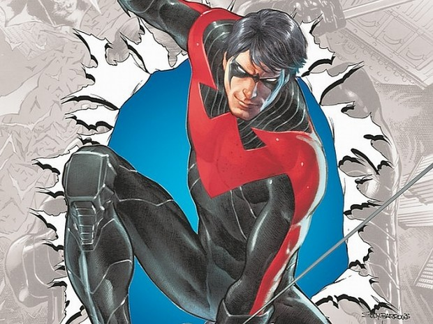 Man nightwing is so cool