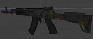 Maibatsu's AK-12