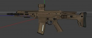 Eversmen ACR Texture Pack - Micro T1