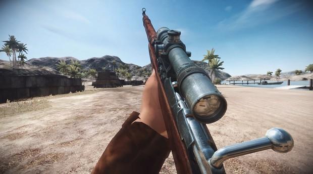 Mosin-Nagant Sniper