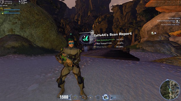 Toffe Being classy as fuuuuudck in FireFall