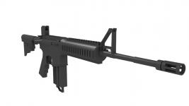 Carbine Low Detail