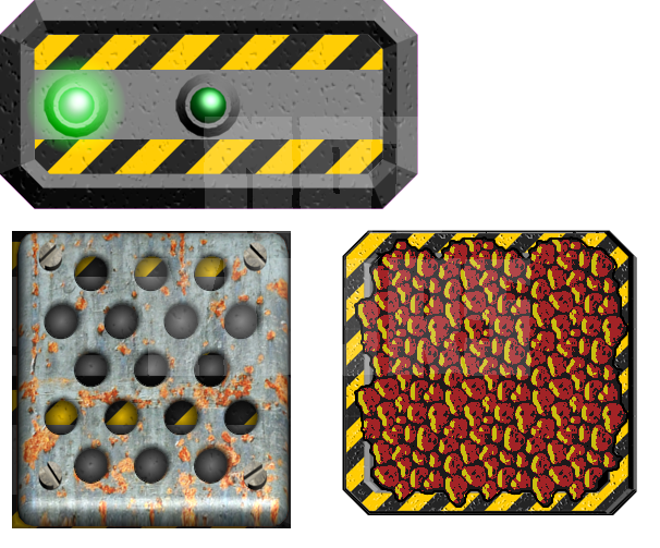 Terrain Experiments