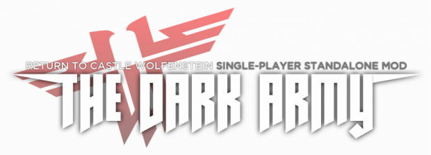 The Dark Army | Alternative Logo