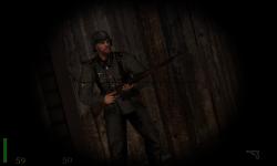 RTCW: Nazi soldier with custom model k98.