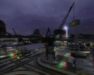 Black Mesa - On A Rail Uncut Train Yard 3D (Ana)