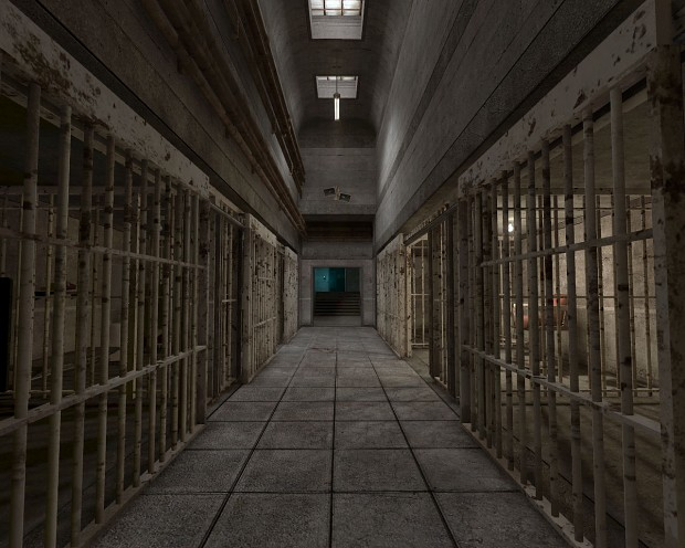 how to make a jail cell
