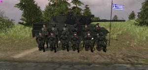 Modern mod: Hellenic Army
