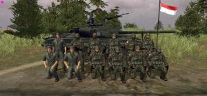 Modern mod: Polish Army