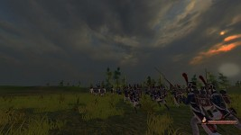 L'Aigle: French Troops Charging