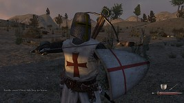 Me as a Crusader