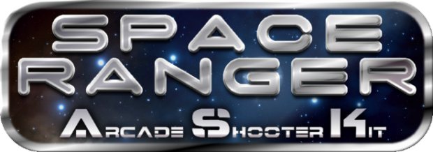 Space Ranger - Arcade Shooter Kit logo