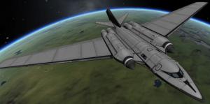 Space Plane MK2 V8