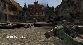 Volkssturm attack..