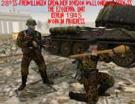 Berlin defenders
