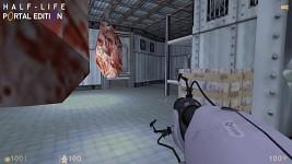 Half - Life Portal Edition