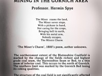 'The Miners Charm' - Poem