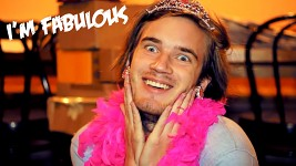 Yes you are, Pewdie.