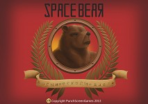 Space Bear Concept Art