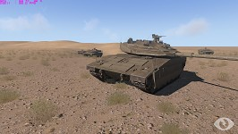 Arma 3 M2A4 Slammers and A Panther IFV