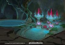 Meridian Core Online Concept Art