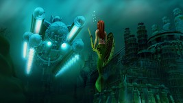 Underwater scenario concept