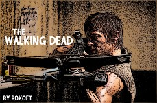 The Walking Dead- Daryl Dixon