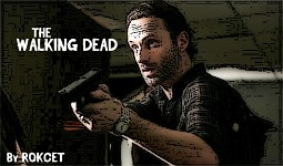 The Walking Dead- Rick Grimes
