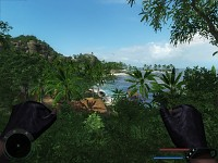 Far Cry 1 with Far Cry 2010 mod (SweetFX)