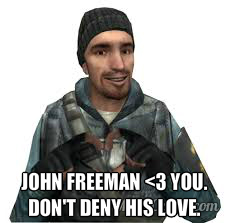John Freeman <3 you