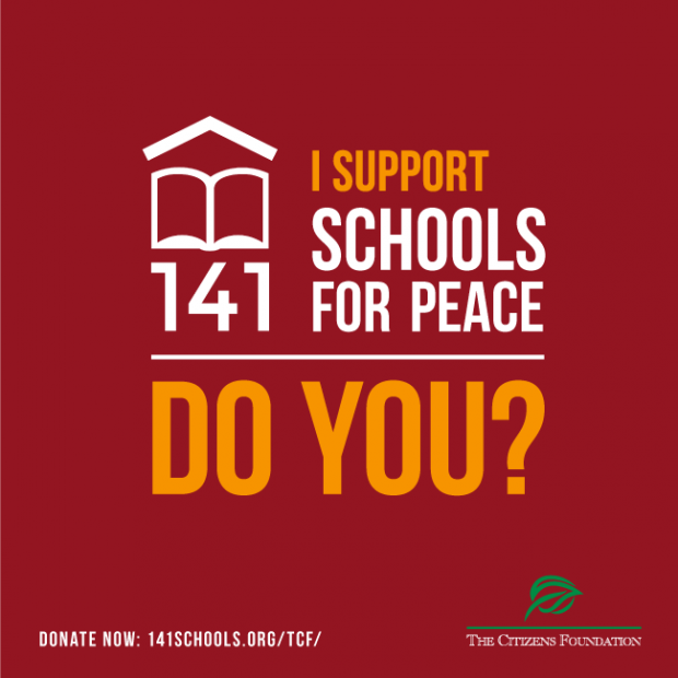 141 Schools For Peace