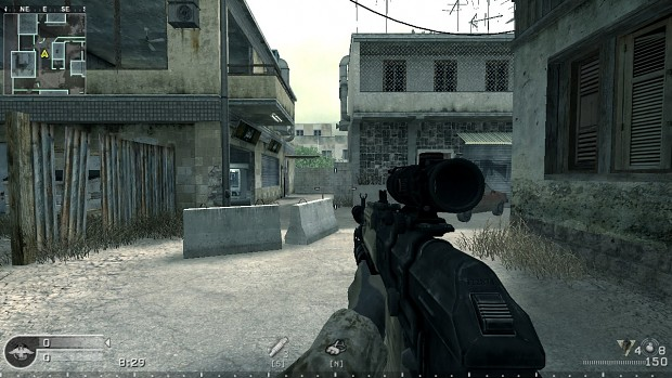 AK trying to be M4 SOPMOD