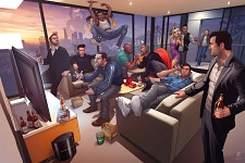 All my Favorite GTA Characters...
