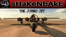 Shakes JUMBO JET!