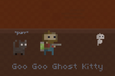 Goo Goo Ghost Kitty: Preview 1