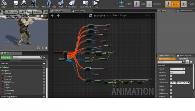 Simple animation code in blueprint image rostrazzor mod db malvernweather Images