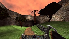 HeXen II crossbow pick-up (for FTEQW)