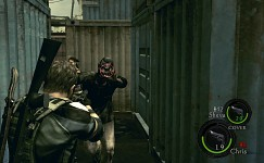 Resident evil 5 (PC Version) Screenshot