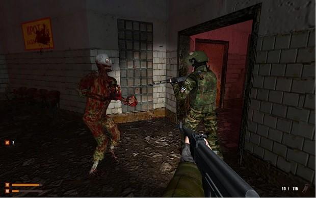 Hơn Half-Life có chút xíu thôi vì máy cùi PARANOIA (Singleplayer) .