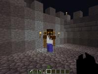 Minecraft werewolf