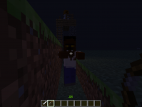 Minecraft werewolf villager