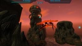 Sky Battles - Cyclops level screen shot.