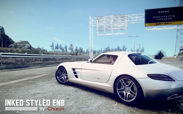 INKed - Old ENB for GTA IV