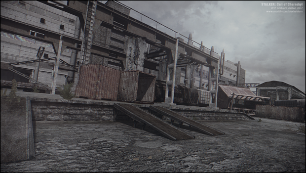 WIP Ambient Addon 2017 - Call of Chernobyl