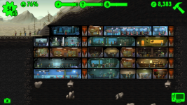 Fallout Shelter Madness