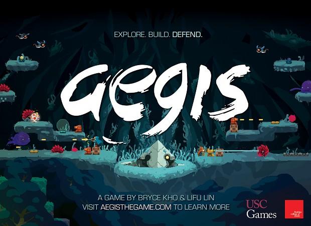 Aegis Winter Poster